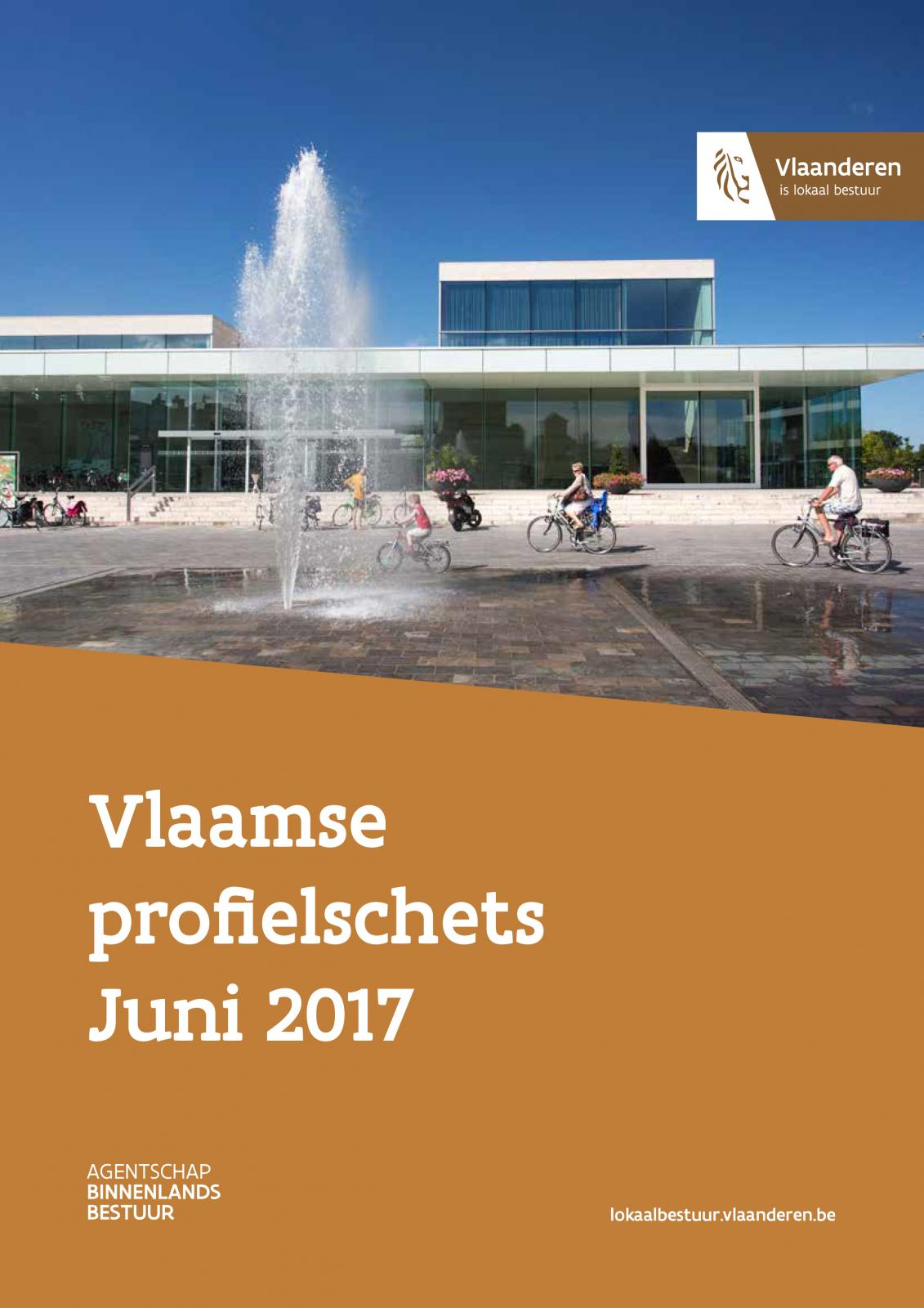 Cover Vlaamse Profielschets 2017